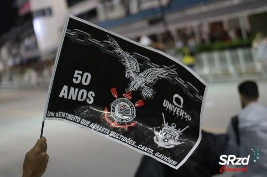 Desfile 2020 da Gaviões da Fiel. Foto- SRzd - Cesar R. Santos