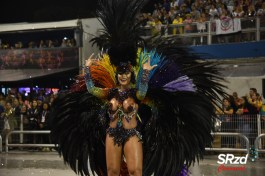 Desfile 2020 da Mocidade Alegre. Foto- SRzd - Ana Moura