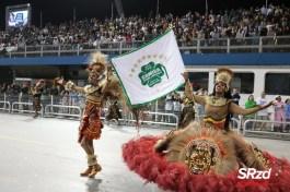 Desfile 2020 do Camisa Verde e Branco. Foto: SRzd - Cesar R. Santos