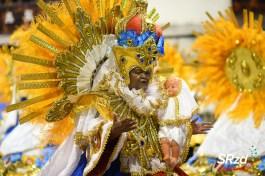 Desfile das campeãs 2020 da Acadêmicos do Tatuapé. Foto: SRzd – Ana Moura