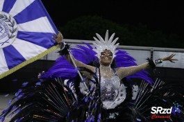 Desfile das campeãs 2020 da Acadêmicos do Tatuapé. Foto: SRzd – Bruno Giannelli