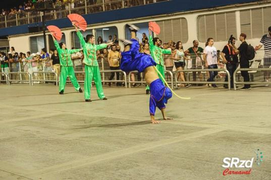 3º ensaio técnico da Unidos de Vila Maria. Foto: SRzd – Ana Moura