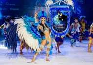 Boi Caprichoso na 'Live Parintins' 2020. Foto: Divulgação