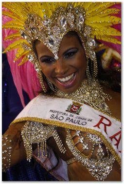 Desfile 2012 da Rosas de Ouro. Foto: SPTuris - Jefferson Pancieri