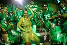 Festa de 26 anos da Mancha Verde. Foto: Reprodução/Facebook/Sergio Ortiz
