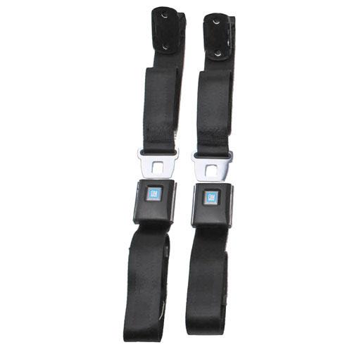 Nova Oe Style Lap Seat Belt Full Set 3 Panel