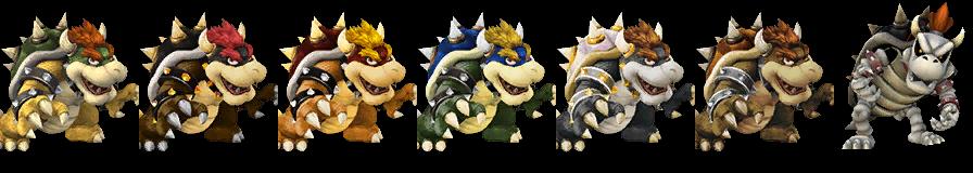 Bowser PM SmashWiki The Super Smash Bros Wiki