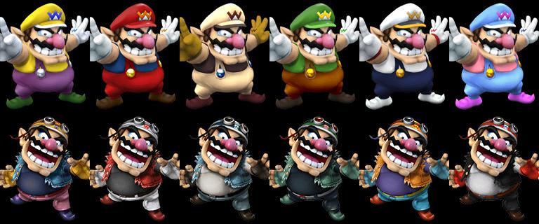 Wario PM SmashWiki The Super Smash Bros Wiki