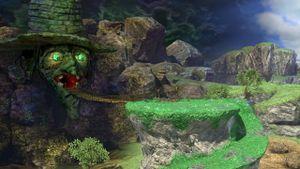 Spiral Mountain Smashwiki The Super Smash Bros Wiki