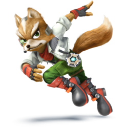 Fox SSB4 SmashWiki The Super Smash Bros Wiki