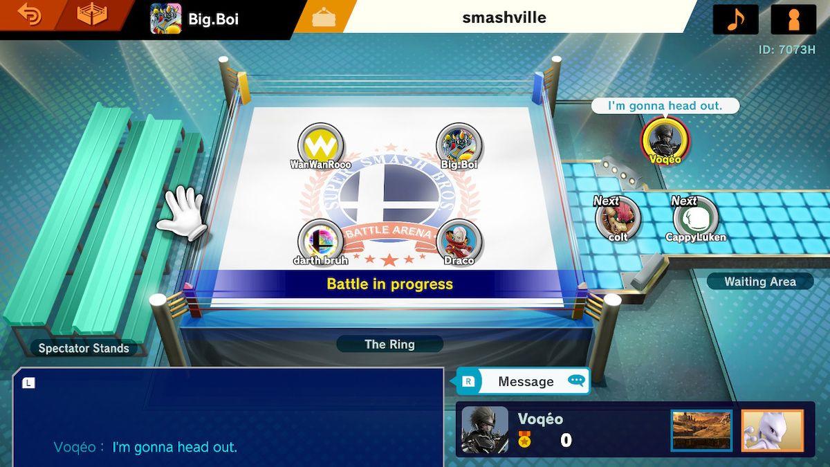Image result for arena super smash bros ultimate