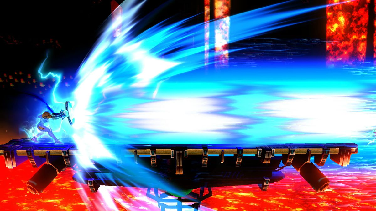 Zero Laser Smashwiki The Super Smash Bros Wiki