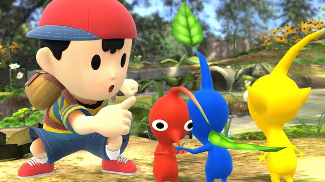 File:SSB4-Wii U Congratulations Classic Ness.png