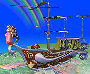 Rainbow Cruise SmashWiki The Super Smash Bros Wiki