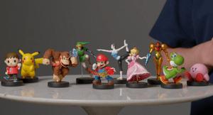 Amiibo SmashWiki The Super Smash Bros Wiki