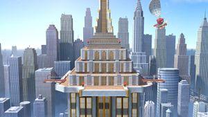 New Donk City Hall SmashWiki The Super Smash Bros Wiki