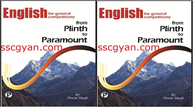 Plinth To Paramount English Grammar PDF