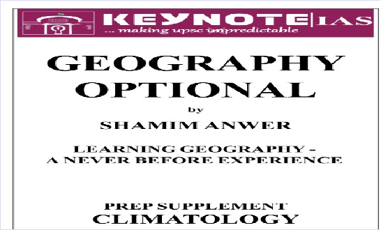 geography optional notes