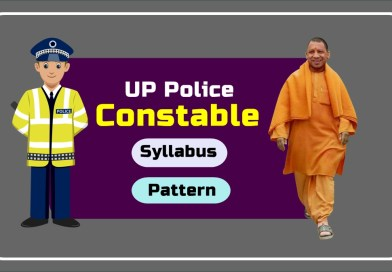 UP Police Constable Syllabus And Pattern 2018 In Hindi