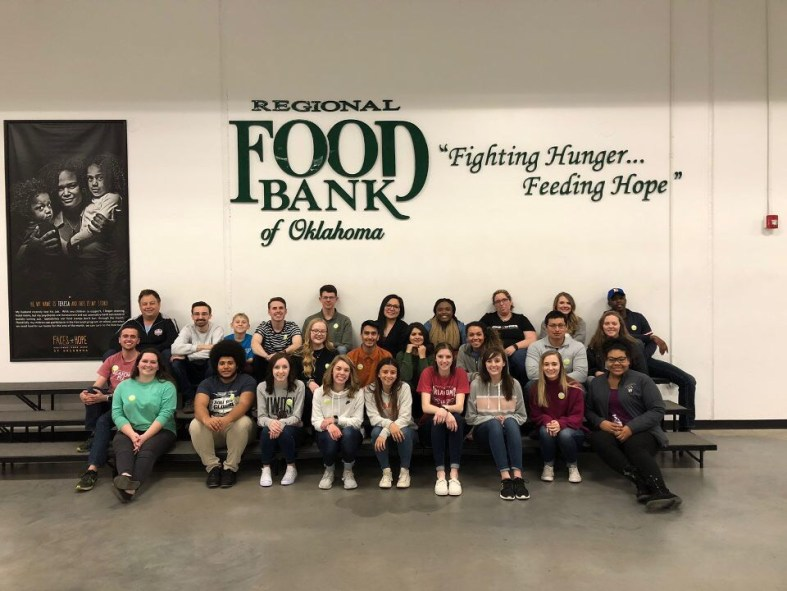 Food Bank Group Photo