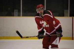 Ed Hockey Smile