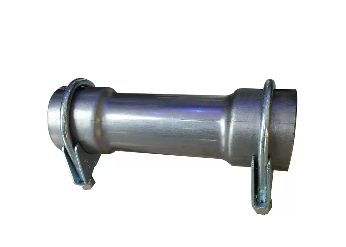 stainless steel exhaust parts