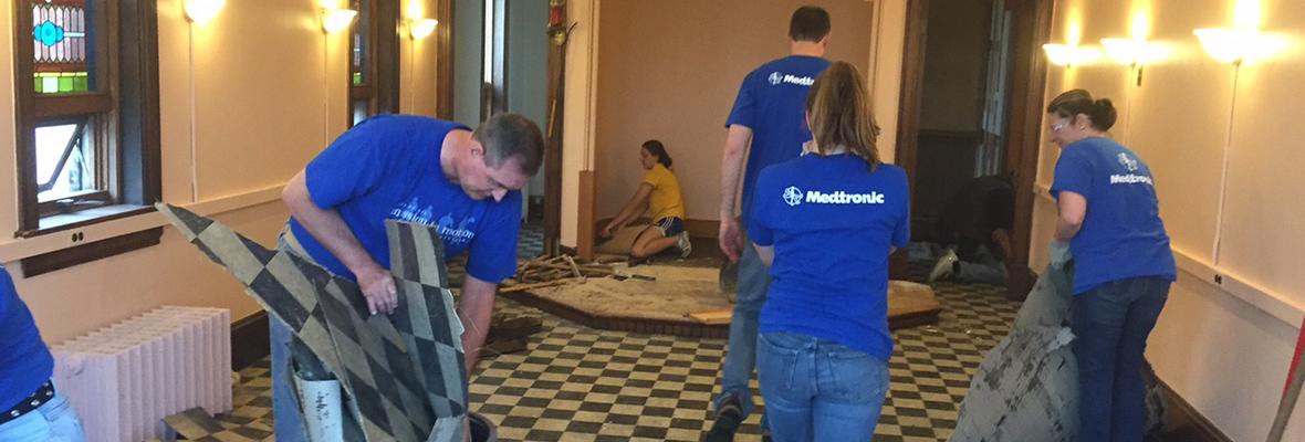Medtronic Volunteers