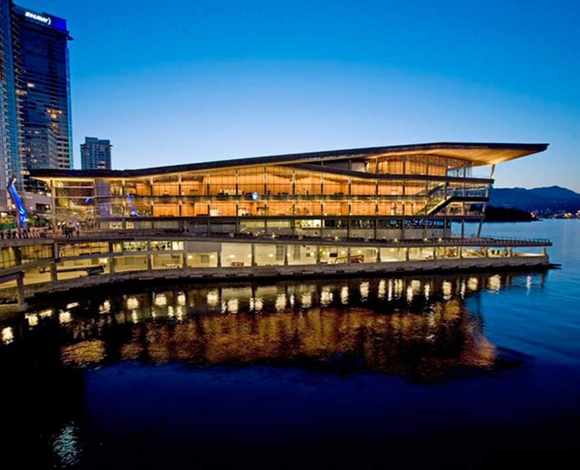 Sustainability Solutions Group Vancouver Convention