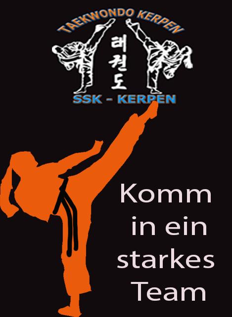 Taekwondo Kerpen: Komm in ein starkes Team