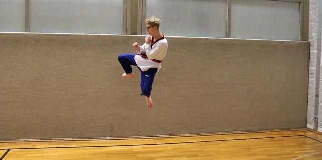 Wer kann Taekwondo machen und was macht man da eigentlich?