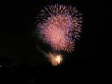 鹿島の花火2009(9) : 1024 * 768 pixels, 79KB