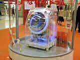 ヒートポンプななめドラム洗濯乾燥機