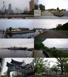 横浜旅行2017 : 朝のジョギング