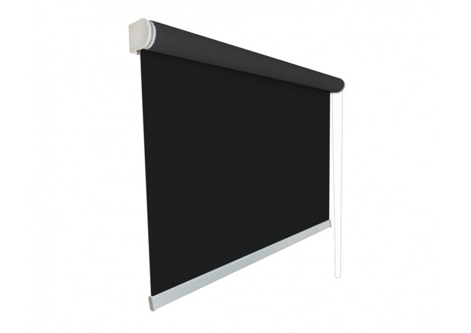 store enrouleur sur mesure screen tamisant 10 gris clair 0707