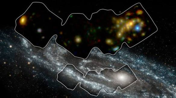 Andromeda Collapse