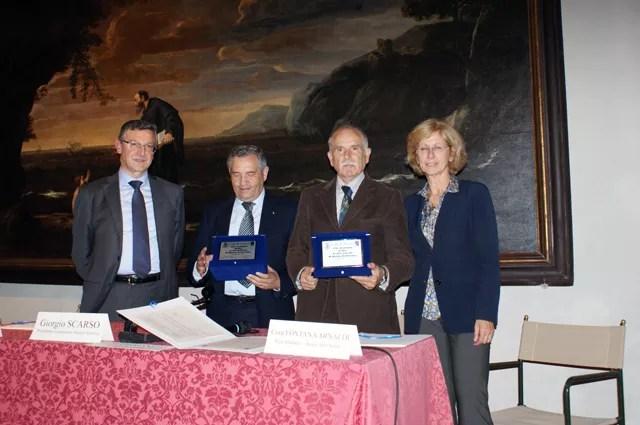 """Il comune di Ariccia é la sesta """"CITY PARTNER FIS"""" D' Italia - La firma dell' accordo"""