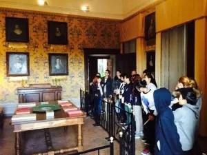 La visita a Palazzo Chigi - Foto di Miles Horca