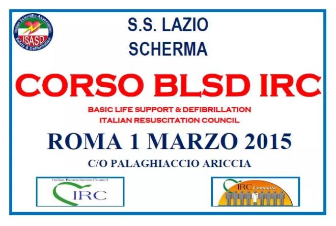 Corso-BLSD-IRC