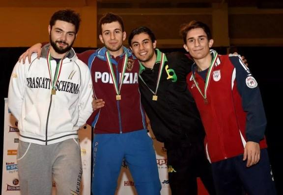 Riccione_campionato_Italiano_u23_sciabola_maschile