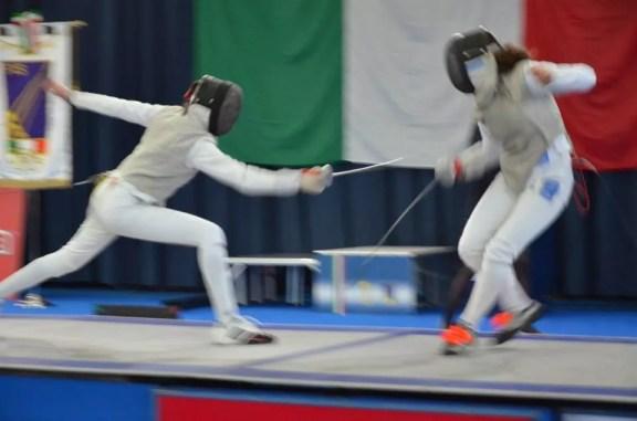 Ludovica Genovese in azione!