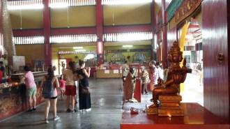 01.08.2015 Il tempio buddista