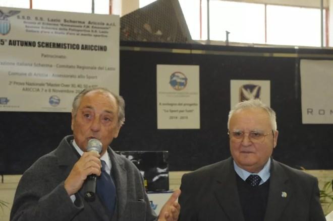 13.12.2015 Trofeo Travint L'intervento del prof. Avv. Emmanuele F.M. Emanuele