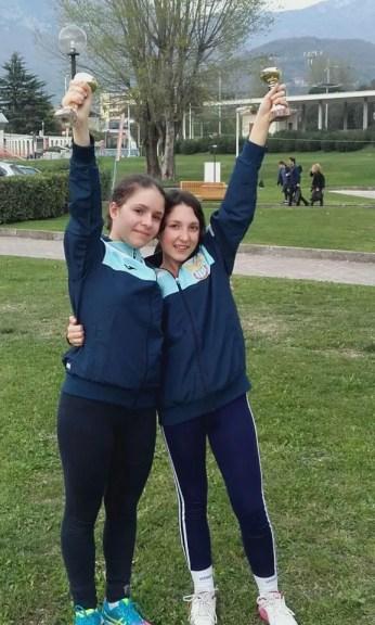 02.04.2016 Baronissi 3^ prova interregionale U14 Alice Calabresi Bronzo nella categoria Bambine di Sciabola (foto E.Gangi)