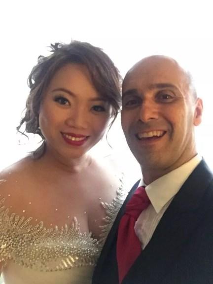 3 settembre 2016 Igor e Joanna Sposi