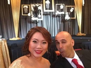 3 settembre 2016 Igor e Joanna Megaselfie in diretta da Singapore!