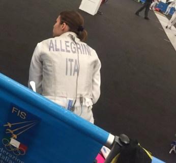 Erba 08.10.2016  1^ prova nazionale di qualificazione open Ludovica Allegrini (foto A.M.Stornata)