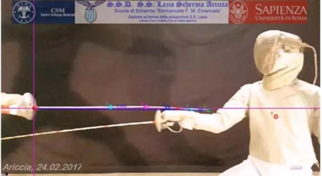 uno scatto dal video del dr. Vivaldi