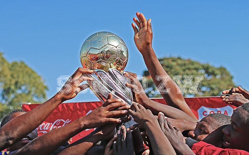 Copa Coca-Cola trophy