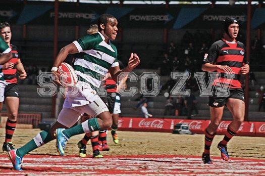 Matthew Ushewokunze