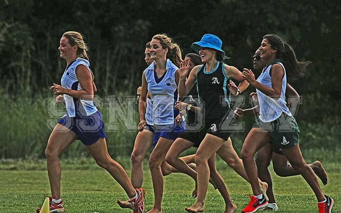 Watershed Cross Country Meet